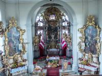 St. Michael Schwebenried